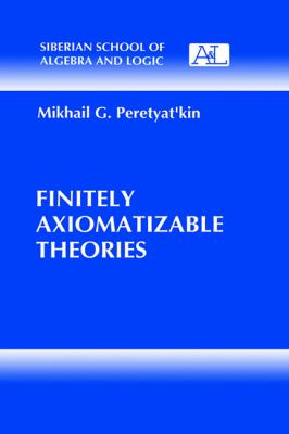 Finitely Axiomatizable Theories