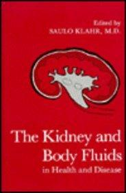 Kidney and Body Fluids in Health and Disease