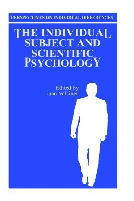 Individual Subject and Scientific Psychology