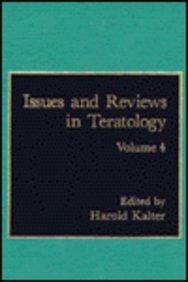 Issues and Reviews in Teratology (Issues & Reviews in Teratology)