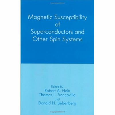 Magnetic Susceptibility of Superconductors and Other Spin Systems