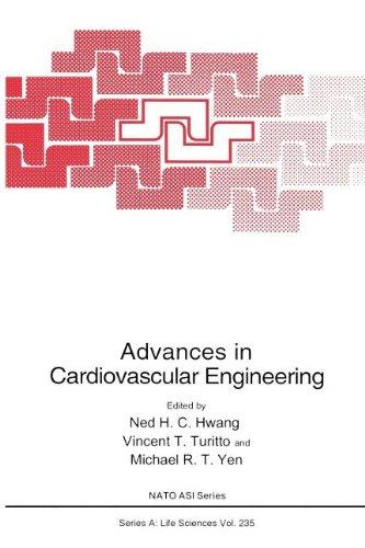 Advances in Cardiovascular Engineering (Nato Science Series A: (closed))