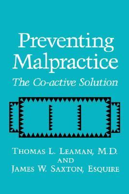 Preventing Malpractice The Co-Active Solution
