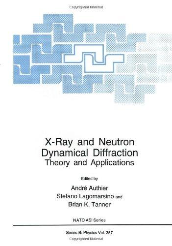 X-Ray and Neutron Dynamical Diffraction: Theory and Applications (NATO Science Series B: Physics)