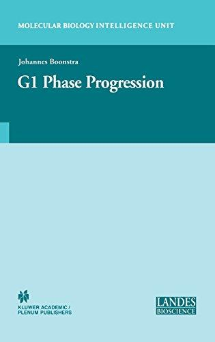 Regulation of G1 Phase Progression (Molecular Biology Intelligence Unit)
