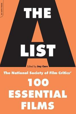 A-List The National Society of Film Critics' 100 Essential Films