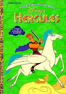 Hercules - Tell a Story Sticker Book