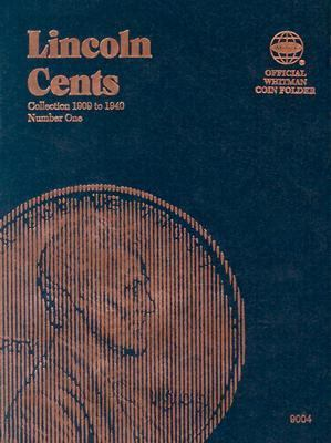 Lincoln Cents Collection 1909 to 1940, Number 1