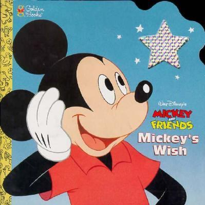 Mickey and Friends: Mickey's Wish - Barbara Bazaldua - Paperback