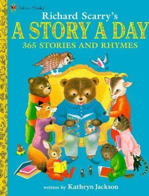 Story A Day: 365 Stories - Kathryn Jackson - Hardcover - REISSUE