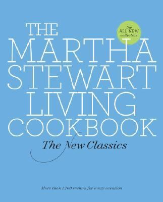 Martha Stewart Living Cookbook