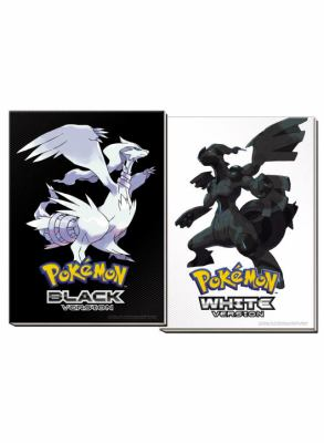 Pokemon Black & Pokemon White Versions Collector's Edition: The Official Pokemon Strategy Guide & Unova Pokedex