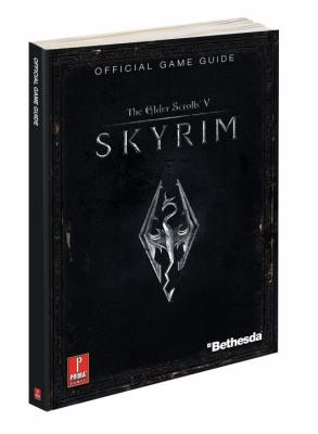 Elder Scrolls V: Skyrim: Prima Official Game Guide