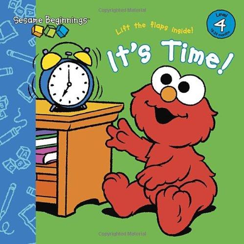 Sesame Beginnings: It's Time! (Sesame street)