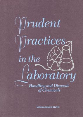 Prudent Practices in the Laboratory Handling and Disposal of Chemicals