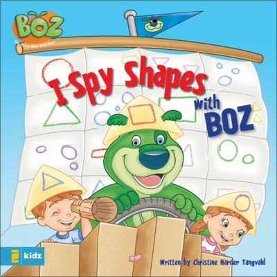 I Spy Shapes with Boz