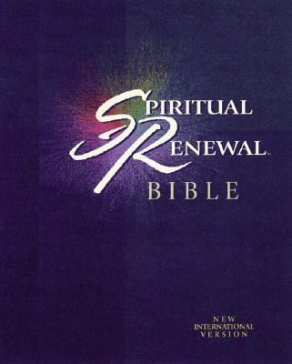 Spiritual Renewal Bible: New International Version (NIV) - Zondervan Publishing Company - Paperback