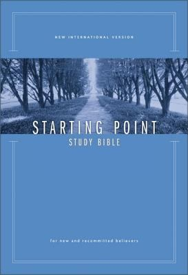 New International Starting Point Study Bible