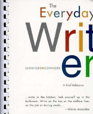 Everyday Writer A Brief Reference