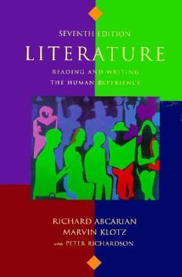 Literature:reading+writing Human Exper.