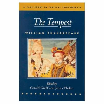 Tempest A Case Study in Critical Controversy