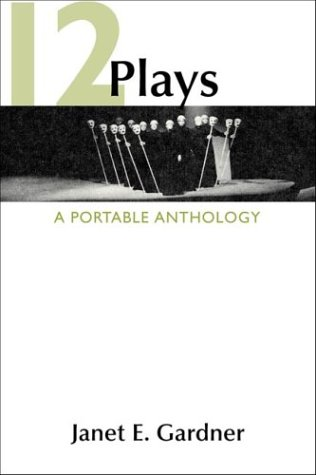 12 Plays: A Portable Anthology