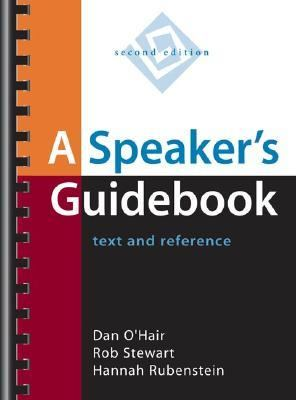 Speaker's Guidebook Text And Reference