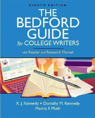 Bedford Guide for College Writers with Reader and Research Manual