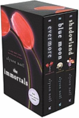The Immortals Boxed Set (TP, 1-3): Evermore, Blue Moon, Shadowland