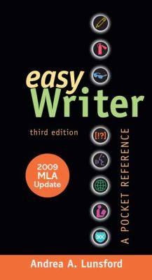 EasyWriter 3e with 2009 MLA Update: A Pocket Reference