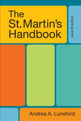 The St. Martin's Handbook, 7th Edition
