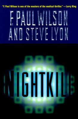 Nightkill - F. Paul Wilson - Hardcover - 1 ED