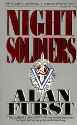 Night Soldiers - Alan Furst - Mass Market Paperback - REPRINT