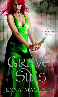Grave Sins (Cin Craven Series)