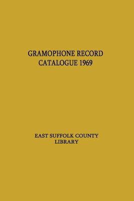 Gramophone Record Catalogue