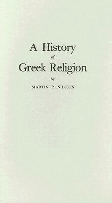 History of Greek Religion