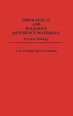 Theological and Religious Reference Materials Practical Theology