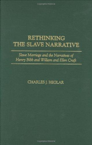Rethinking the Slave Narrative