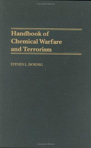 Handbook of Chemical Warfare and Terrorism: