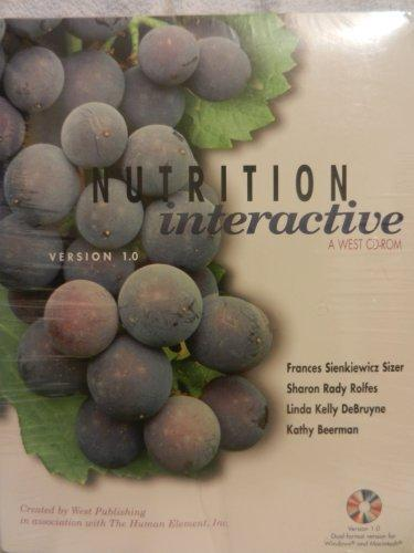 Nutrition Interactive CD-ROM :