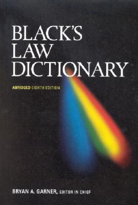 Black's Law Dictionary, Abridged