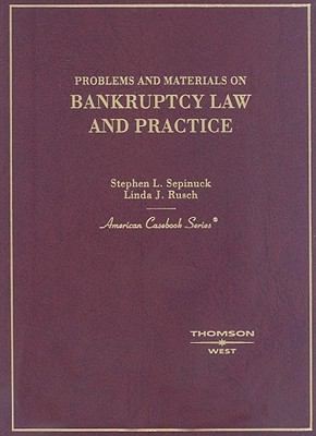 Problems and Materials on Bankruptcy