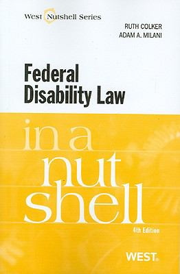 Federal Disability Law in a Nutshell, 4th