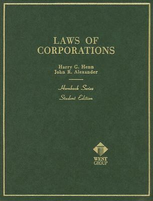 Laws of Corporations and Other Business Enterprises