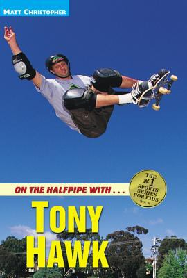 On the Halfpipe With---Tony Hawk
