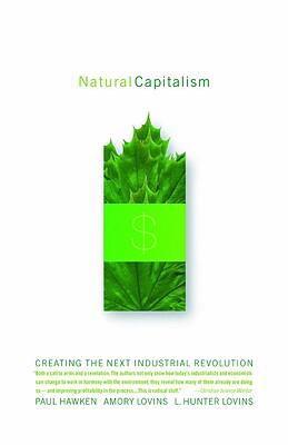 Natural Capitalism: Creating the Next Industrial Revolution - Hawken, Paul, Lovins, Amory, Lovins, L. Hunter pdf epub