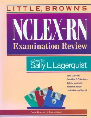 Little,brown's Nclex-rn Exam...-w/3dsk