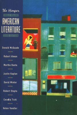 Harper Single Volume American Literature, 3rd Edition