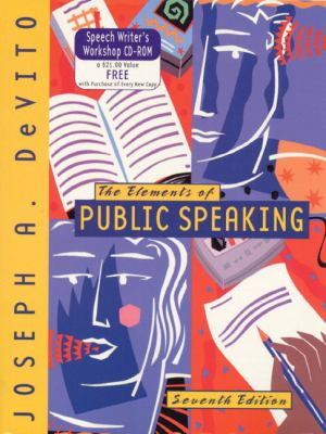 ELEMENTS OF PUBLIC SPEAKING (W/CD) (P)
