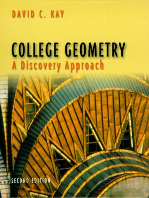 College Geometry 2nd (Second) Edition (College Geometry: A Discovery Approach)